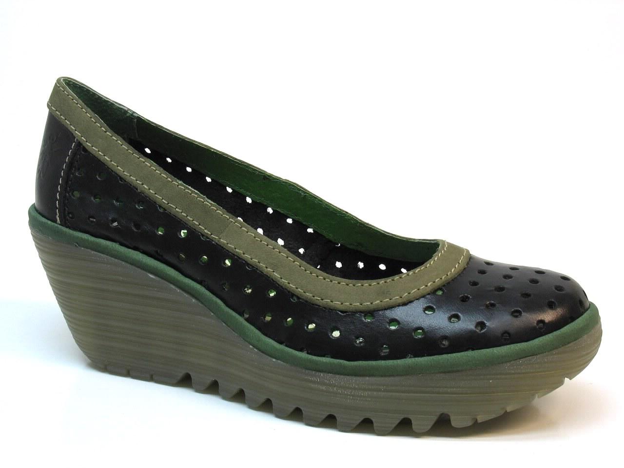 Chaussures à Talons Compensés Fly London - 339 YEDI PERF