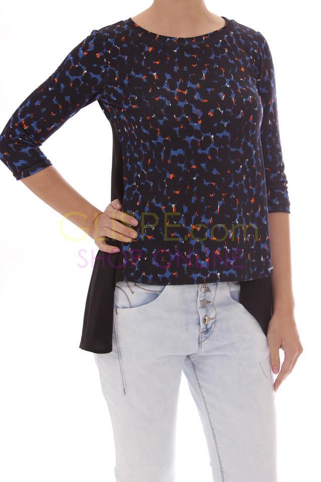 T-shirts, Tops, Túnicas, Blusas Fornarina - 354 POLAND FLEECE SWEATER