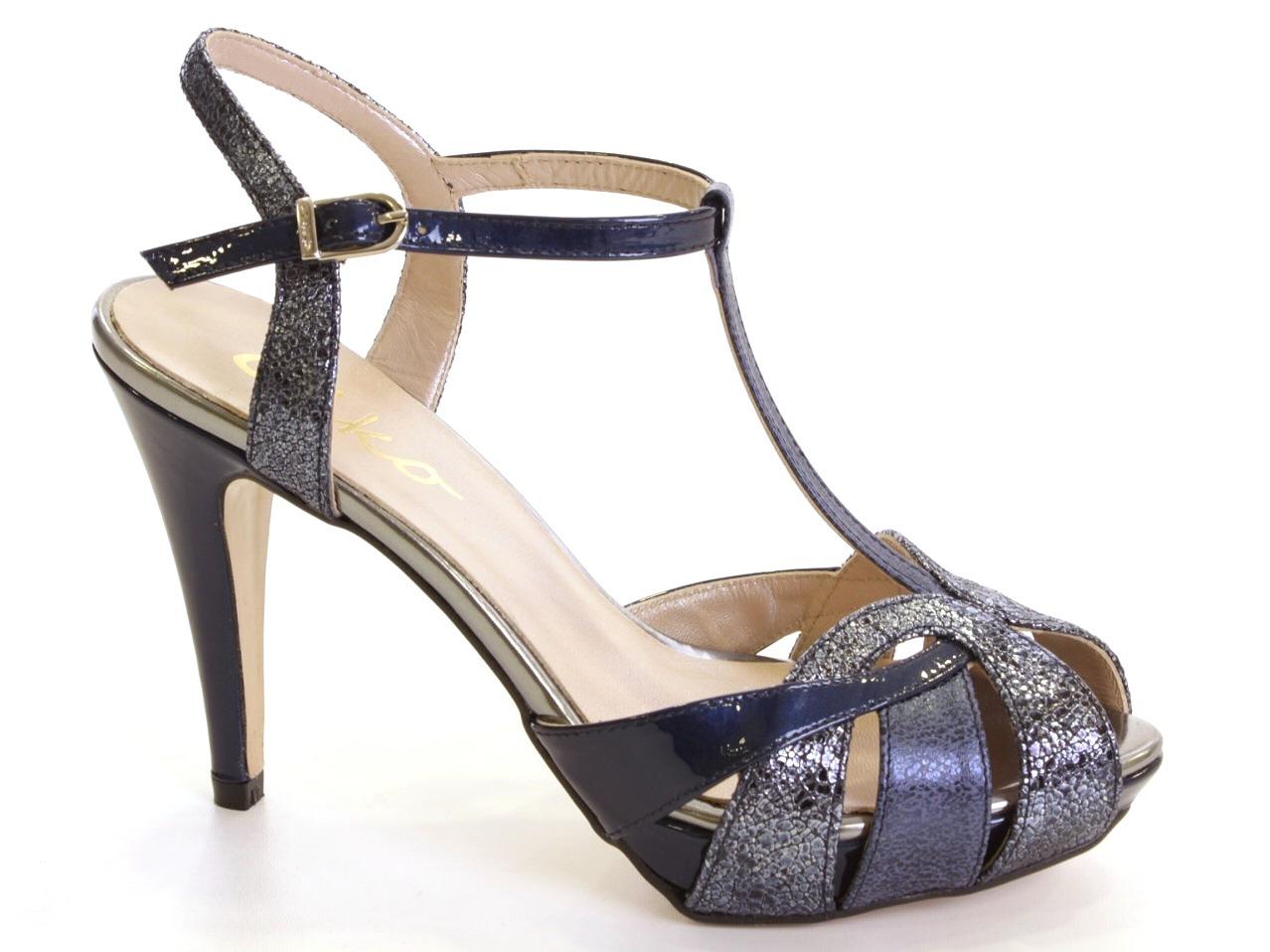Sandálias de Salto Giko - 476 98700