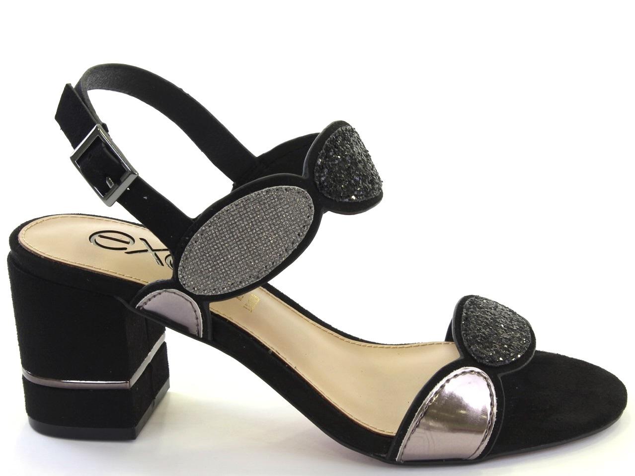 Heel Sandals Exé Shoes - 683 PENNY 610
