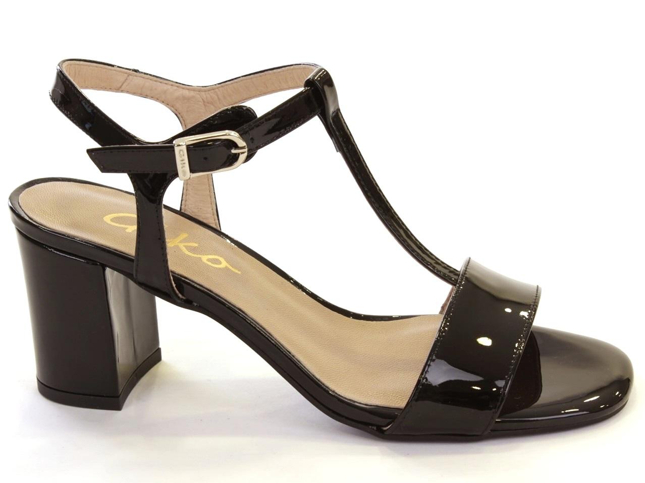 Sandálias de Salto Giko - 476 14553