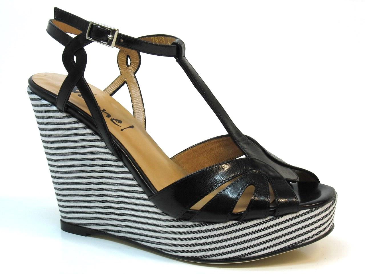 Wedge Sandals Vannel - 001 7609