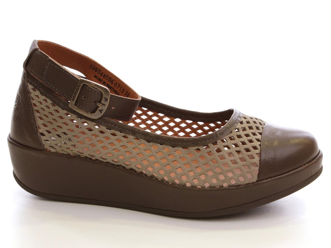 Sapatos de Cunha Fly London - 339 BIDI