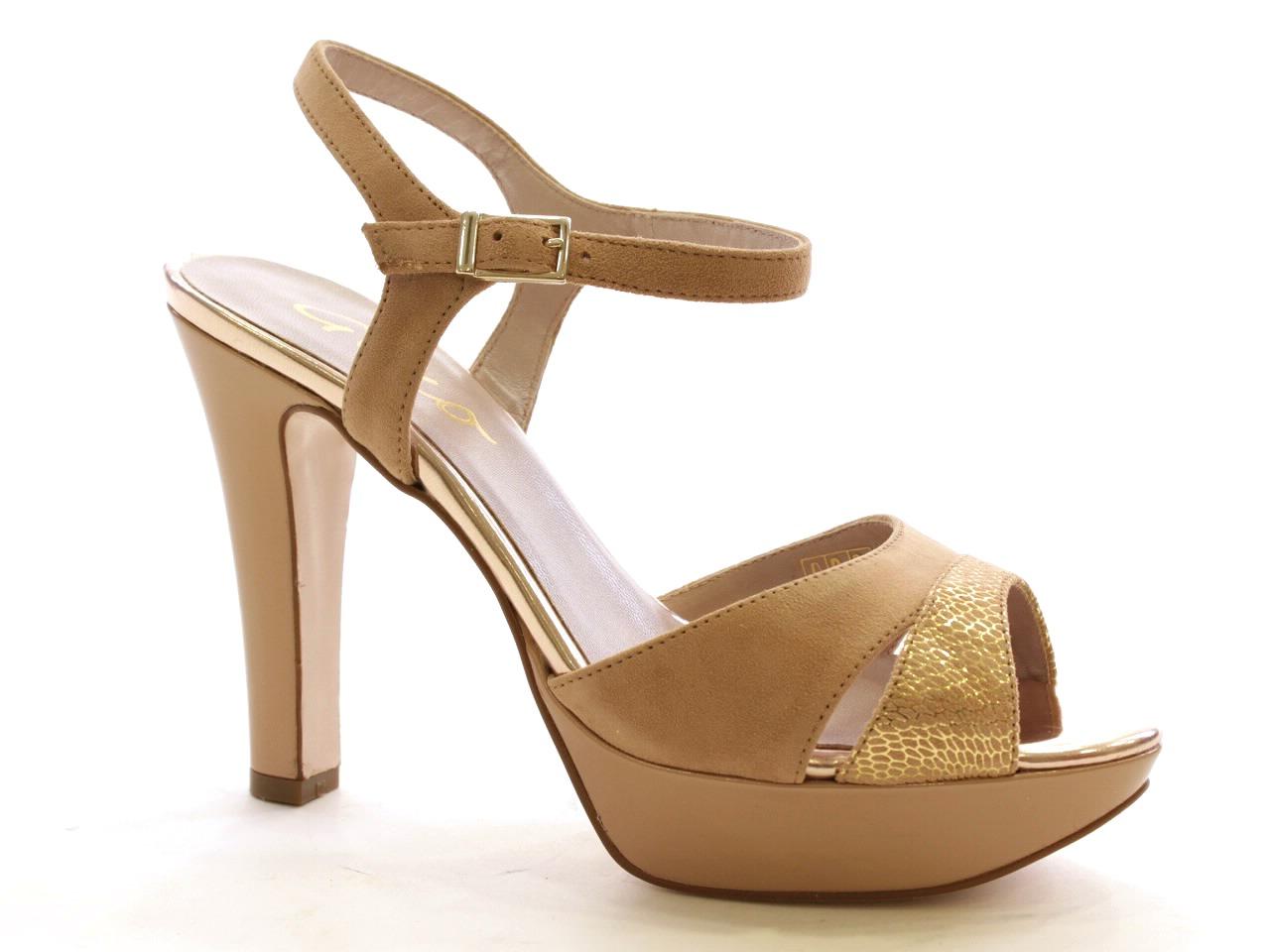 Sandálias de Salto Giko - 476 39109
