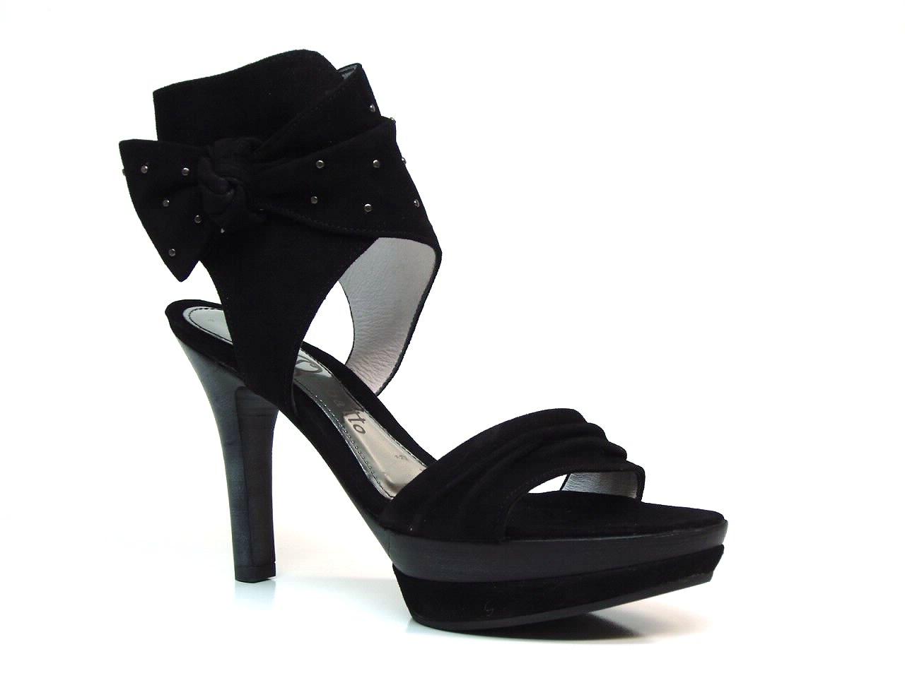 Sandálias de Salto Silvia Rebatto - 019S7956