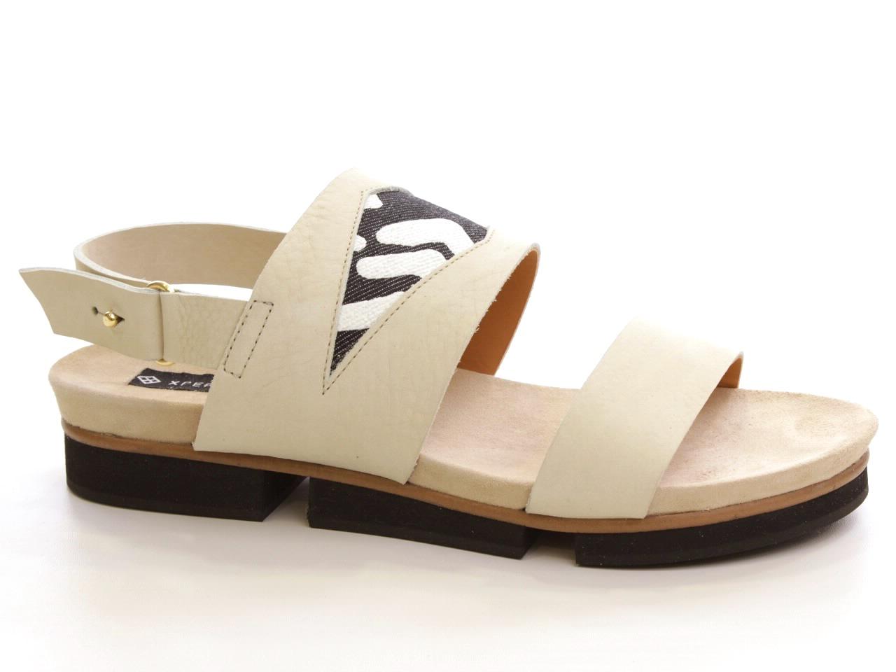 Sandales Plates Xperimental - 638 KAMI CET