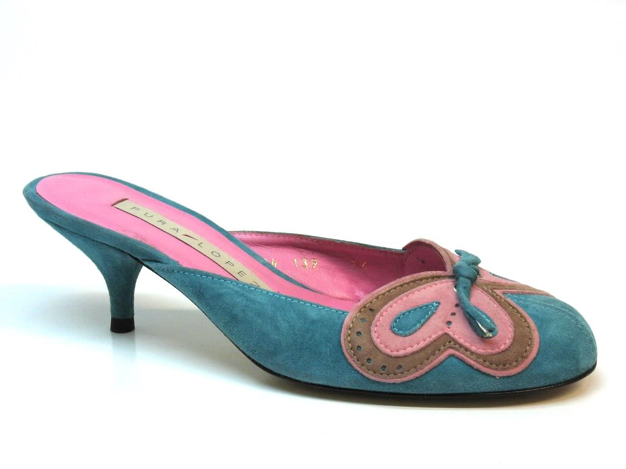 Sandálias de Salto Pura Lopez - 353D204