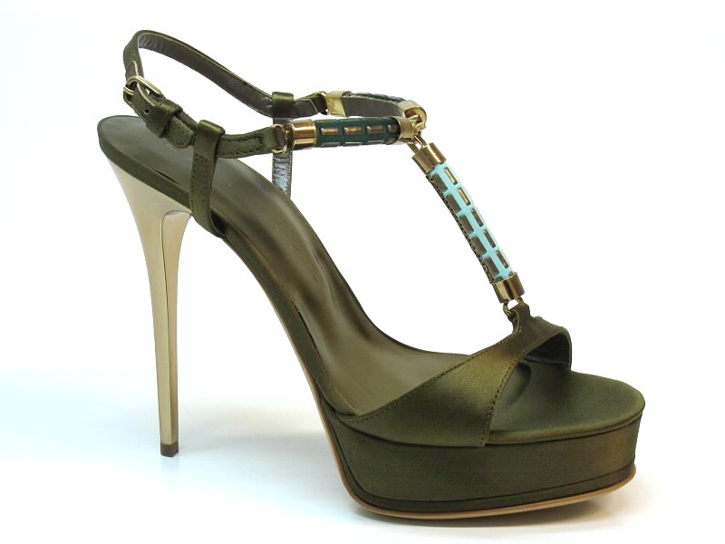 Sandálias de Salto Luis Onofre - 2932087/00