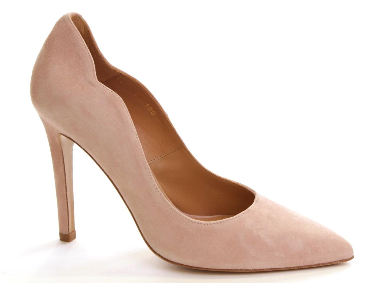 Sapatos de Salto Vannel - 001 8071