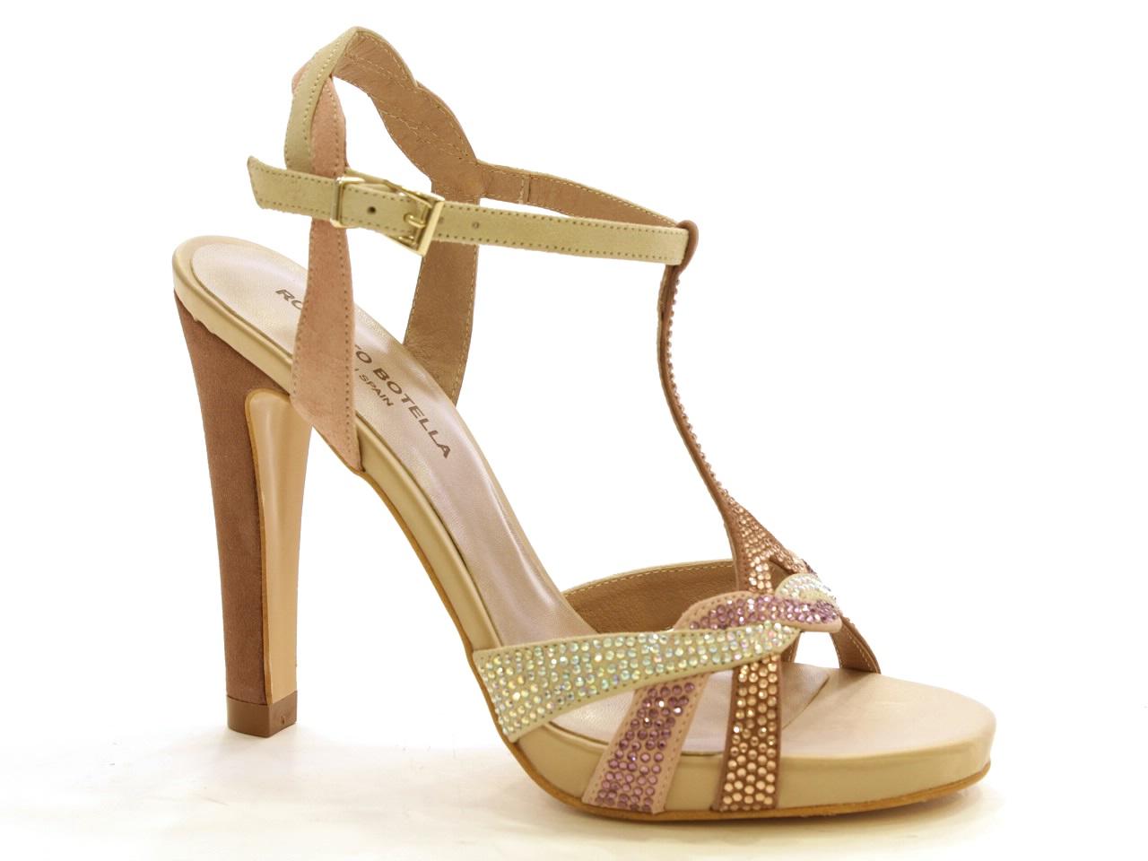 Sandálias de Salto Roberto Botella - 387 M14412