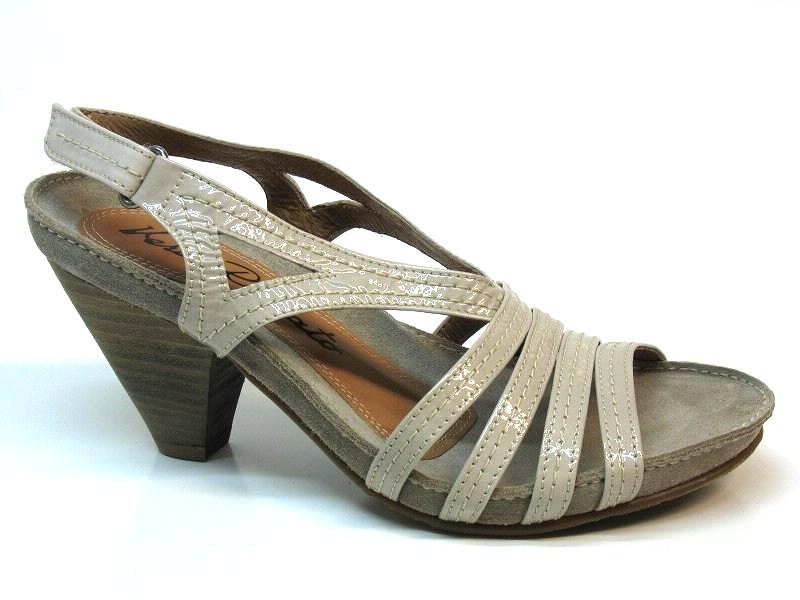 Sandálias de Salto Vera Rebato - 28628417