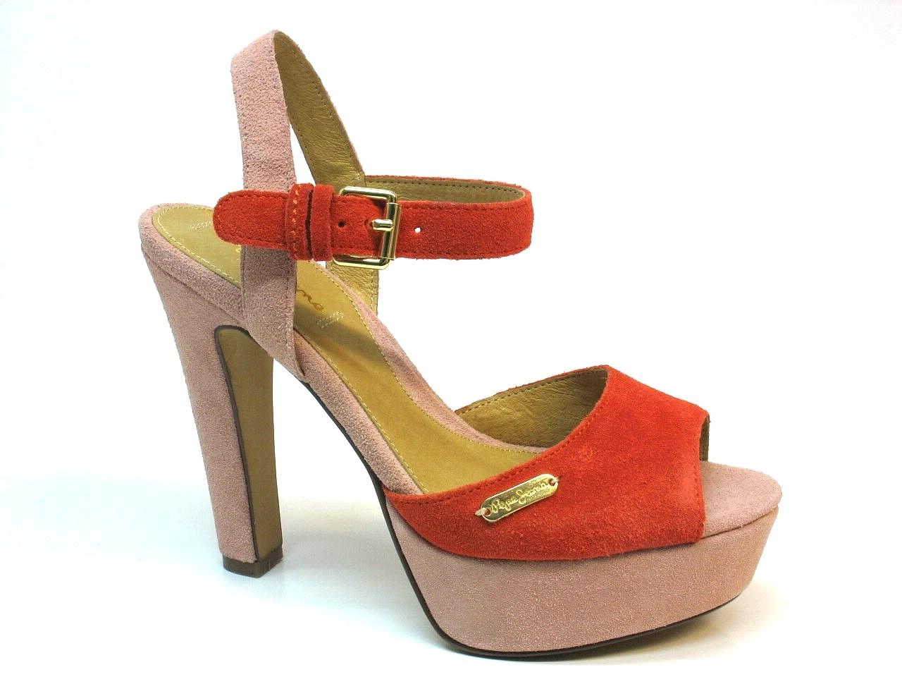 Heel Sandals Pepe Jeans - 608 LD-270