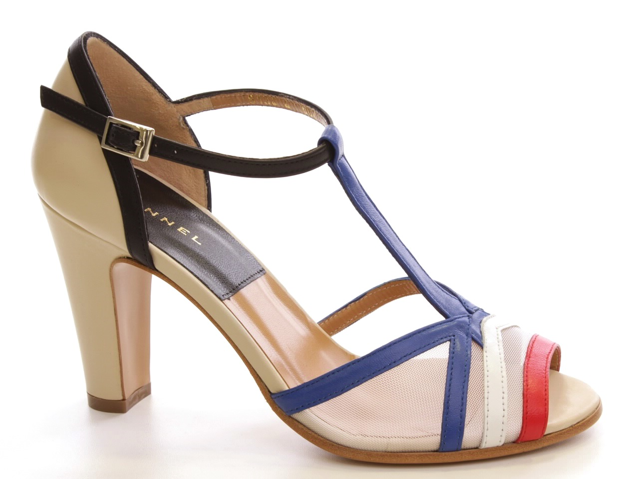 Sandalias de Tacón Vannel - 001 8134