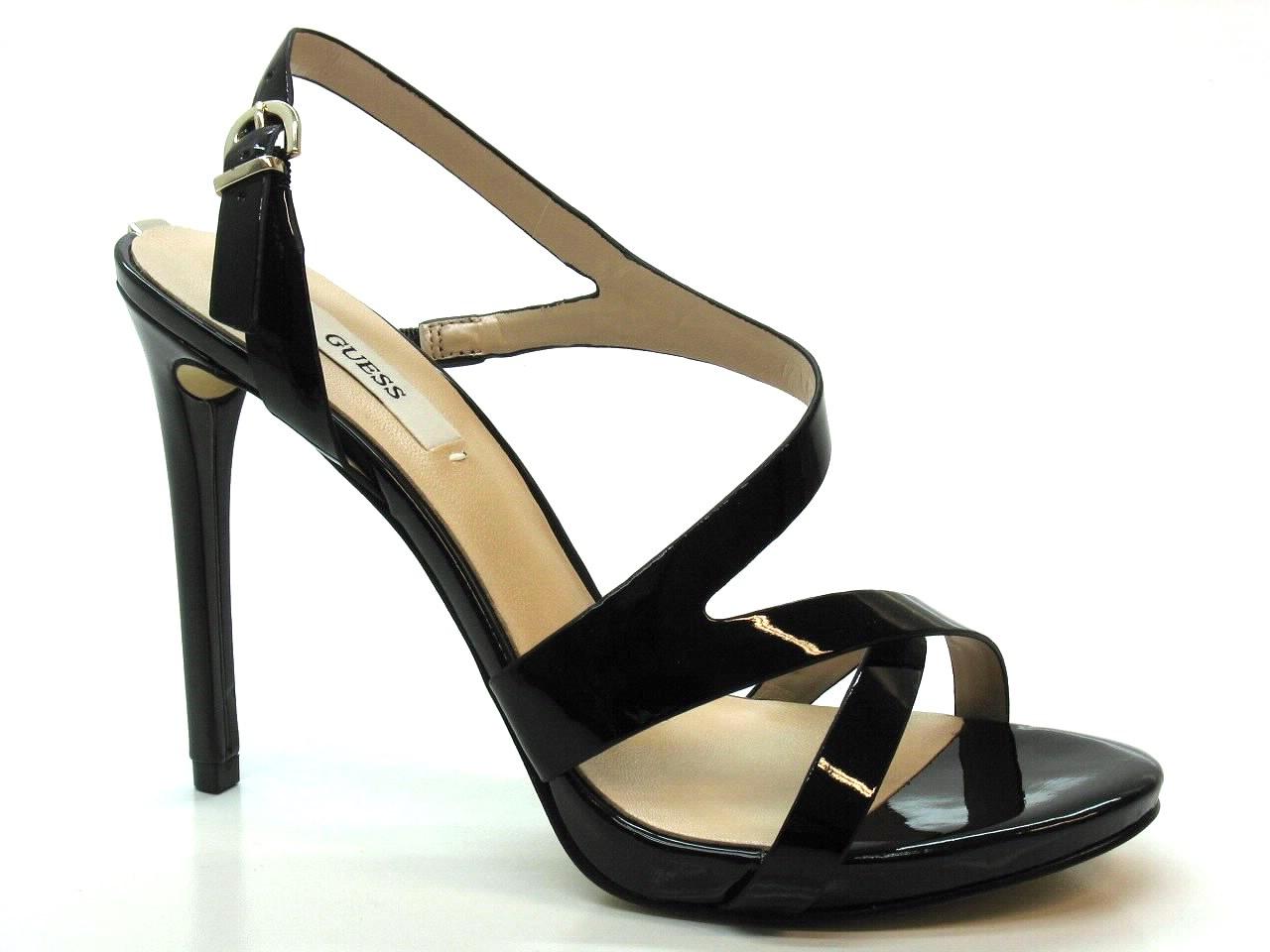 Sandálias de Salto Guess - 465 FL2IELPAT03