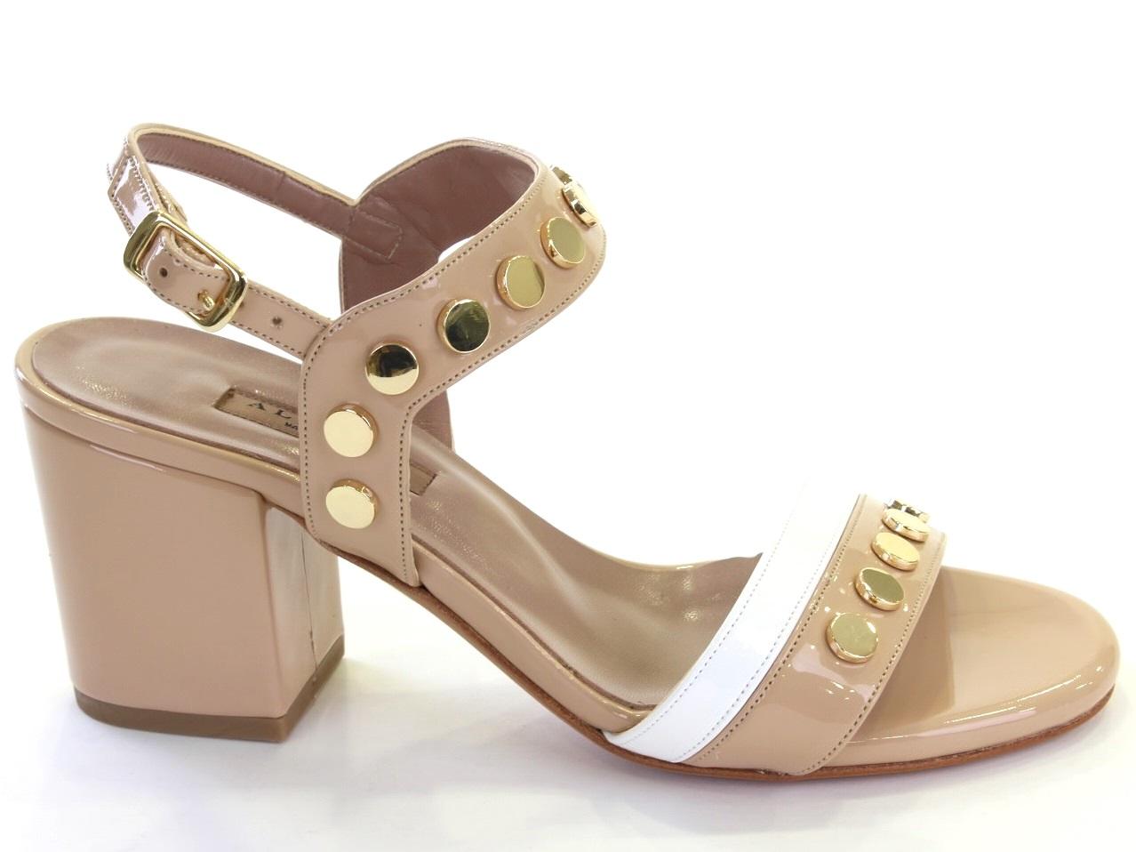 Sandálias de Salto Albano - 627 3418