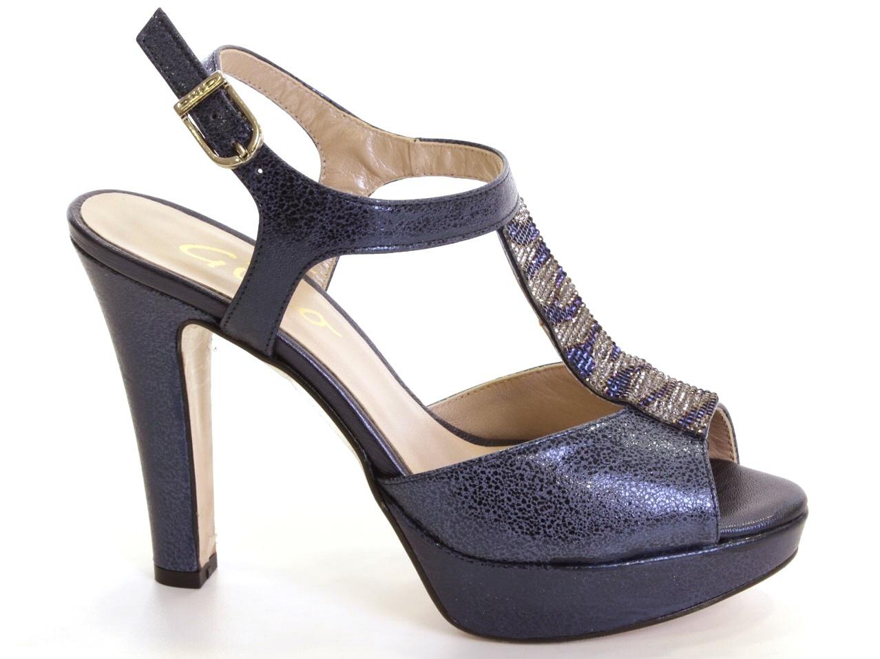 Sandálias de Salto Giko - 476 39922