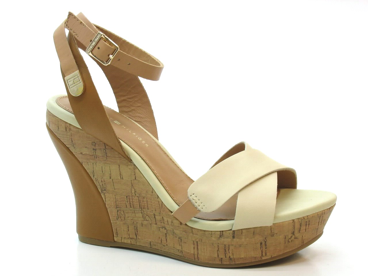 Wedge Sandals Tommy Hilfiger - 309 16785