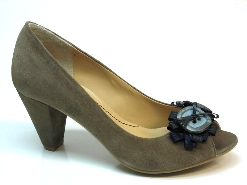 Sapatos de Salto Anónima - 4696441