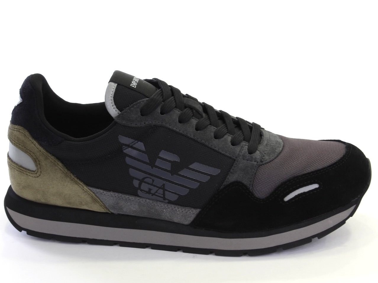 0c7fa06dcde9c Sneakers and Espadrilles Armani Jeans, Emporio Armani - 529 X4X215 ...
