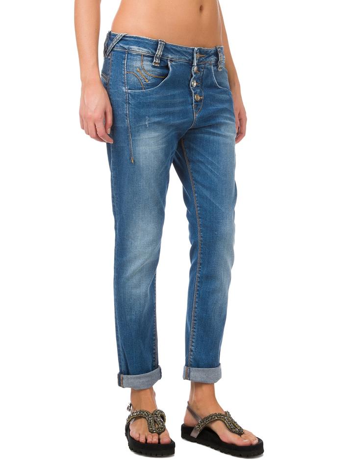 Jeans Fornarina - 354 SAMPEY SOFT BM