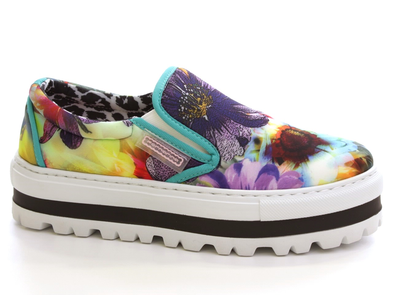 Sneakers and Espadrilles Fornarina - 354 8934 LAC66