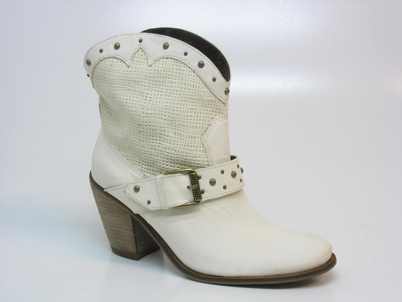 Heel Ankle Boots Silvia Rebatto - 019S8194