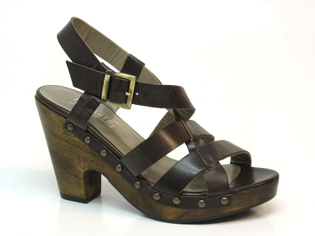 Sandálias de Salto Sofia Costa - 0854790