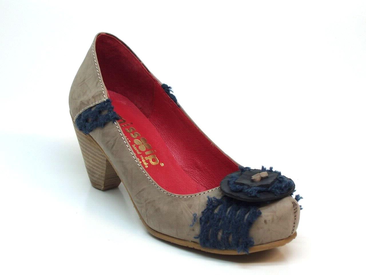 Sapatos de Salto Missanga - 463XN10154S01S