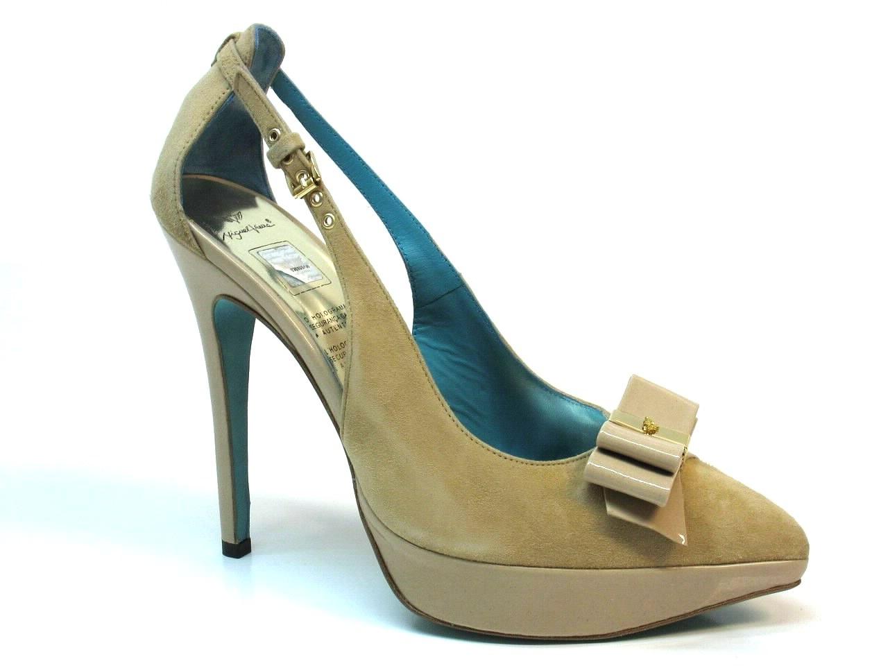 Sapatos de Salto Miguel Vieira - 001 MVW12061
