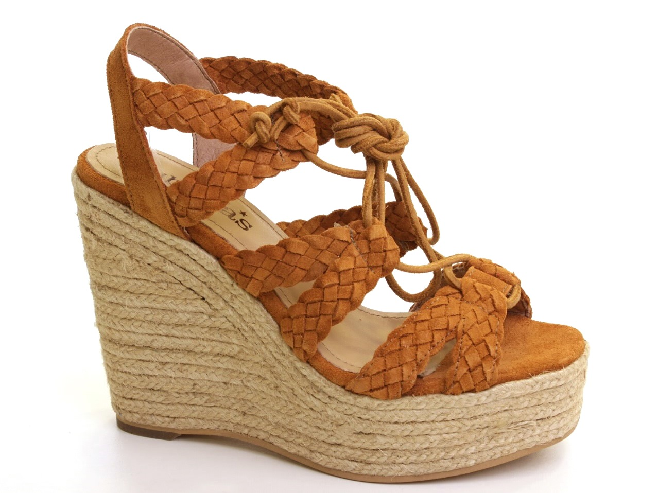 Wedge Sandals Cubanas - 334 LURA150