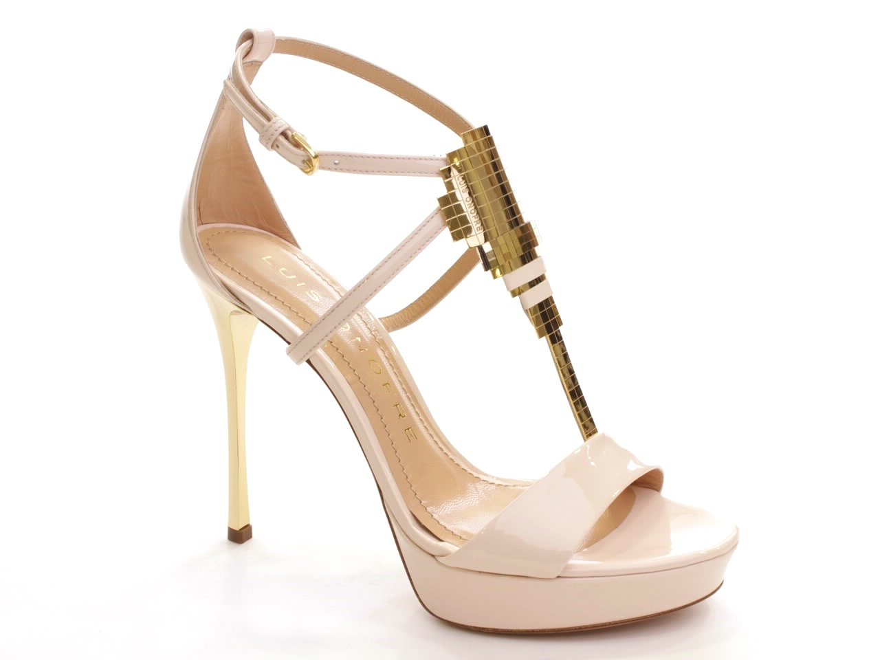 Sandálias de Salto Luis Onofre - 293 3022