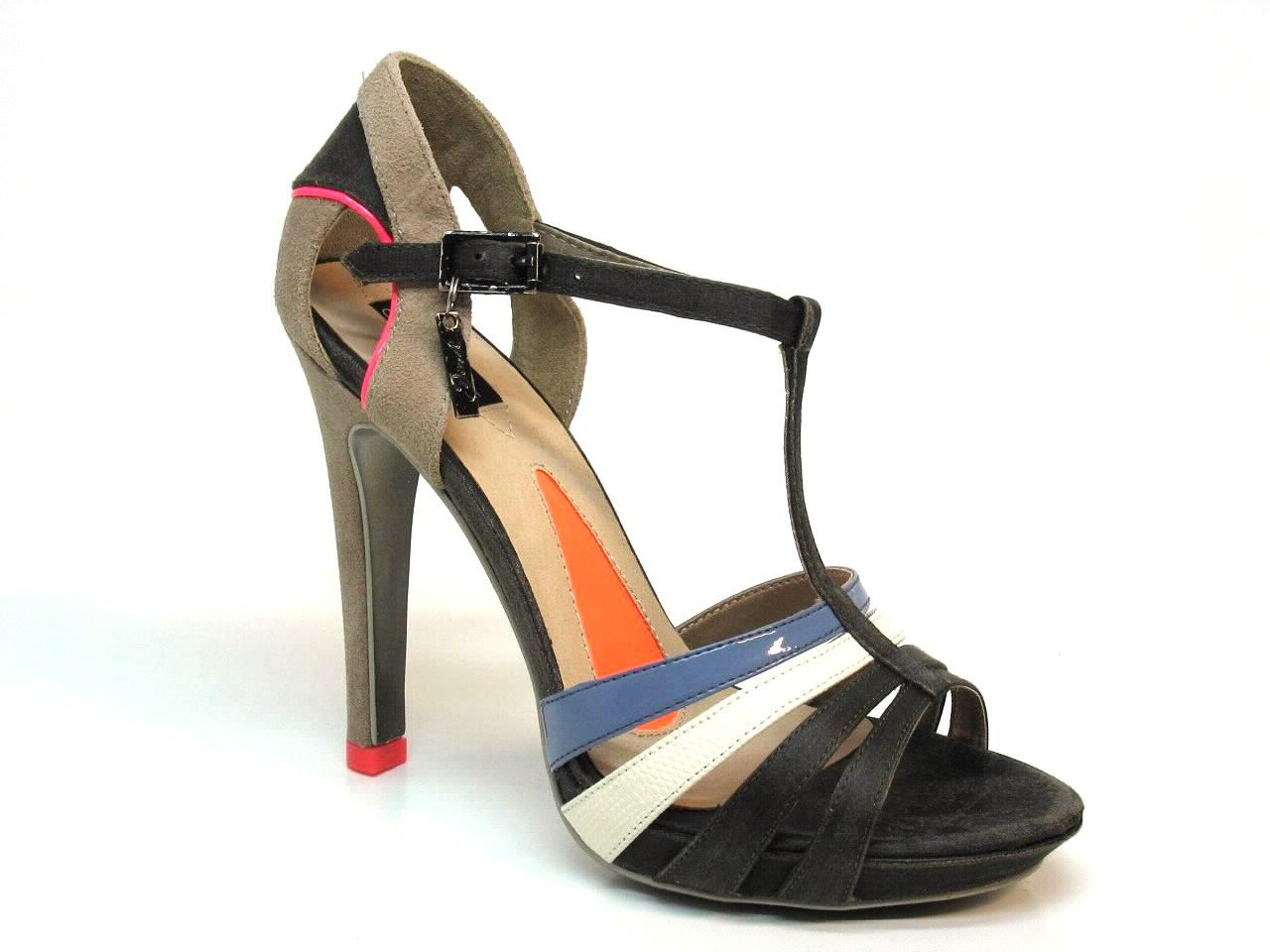 Sandálias de Salto Diesel - 390Y00095PS414