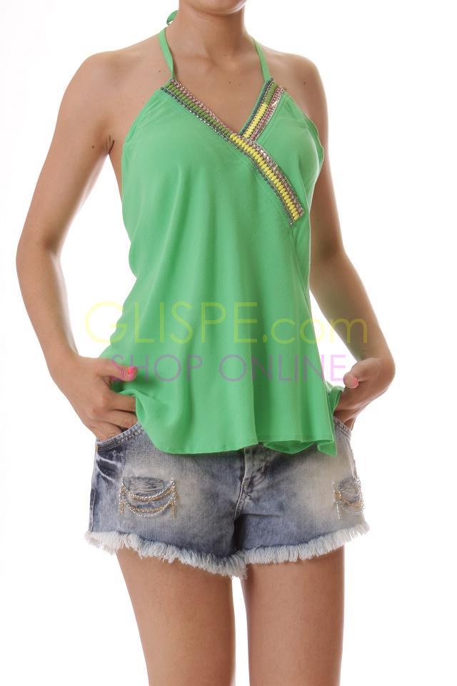 T-shirts, Tops, Túnicas, Blusas Fornarina - 492 NEON TOP