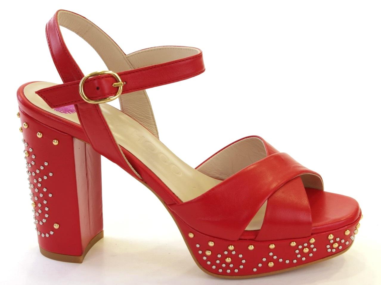 Heel Sandals Sahoco - 569 SH1701016S
