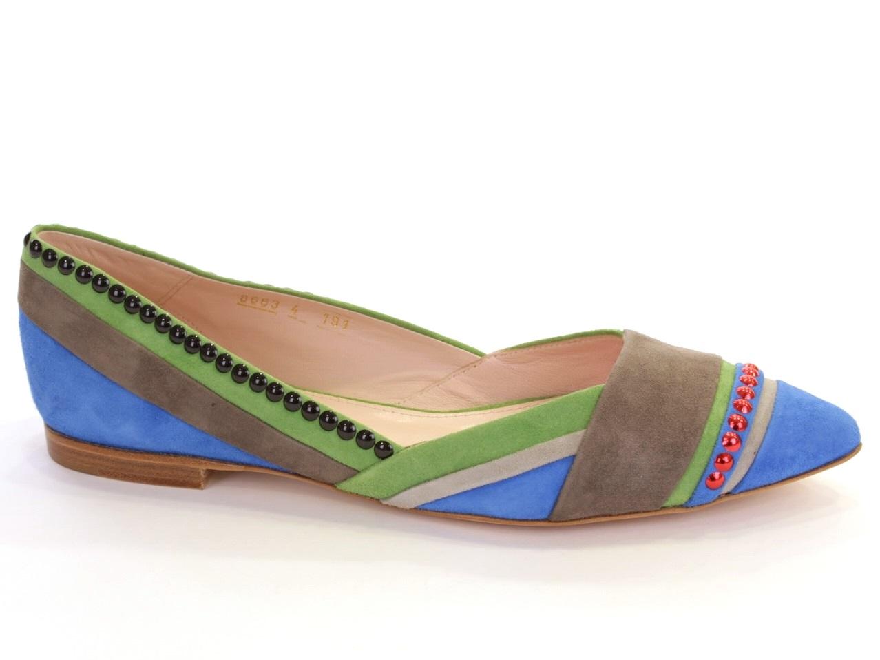 Sapatos Baixos, Sabrinas, Mocassins Vannel - 001 8663