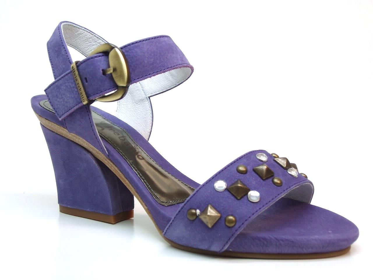 Sandálias de Salto Silvia Rebatto - 019S7944