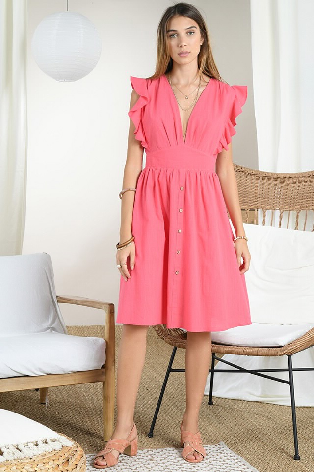 Dresses Molly Bracken - 610M LA641P21