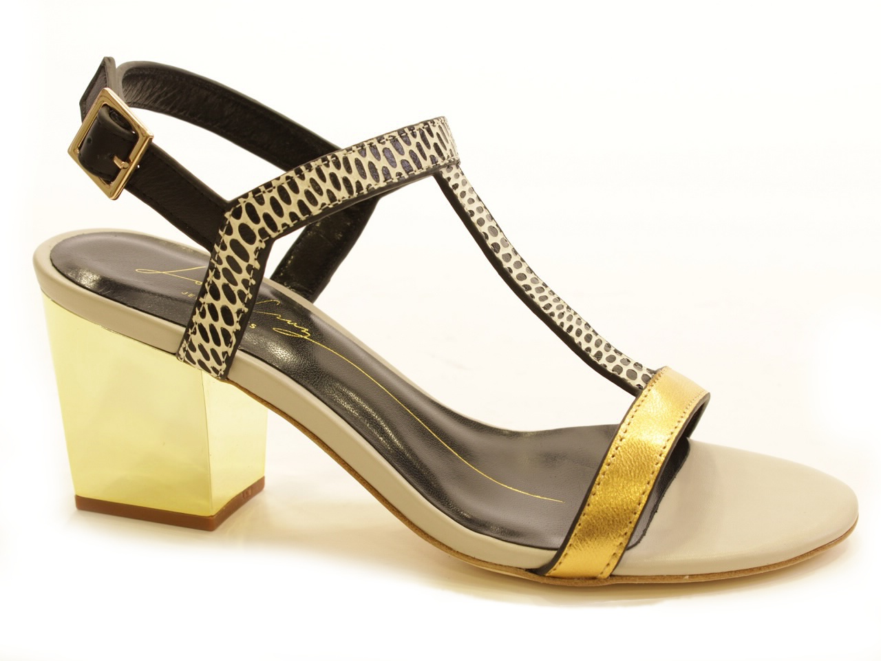 Heel Sandals Lola Cruz - 622 537Z19BK