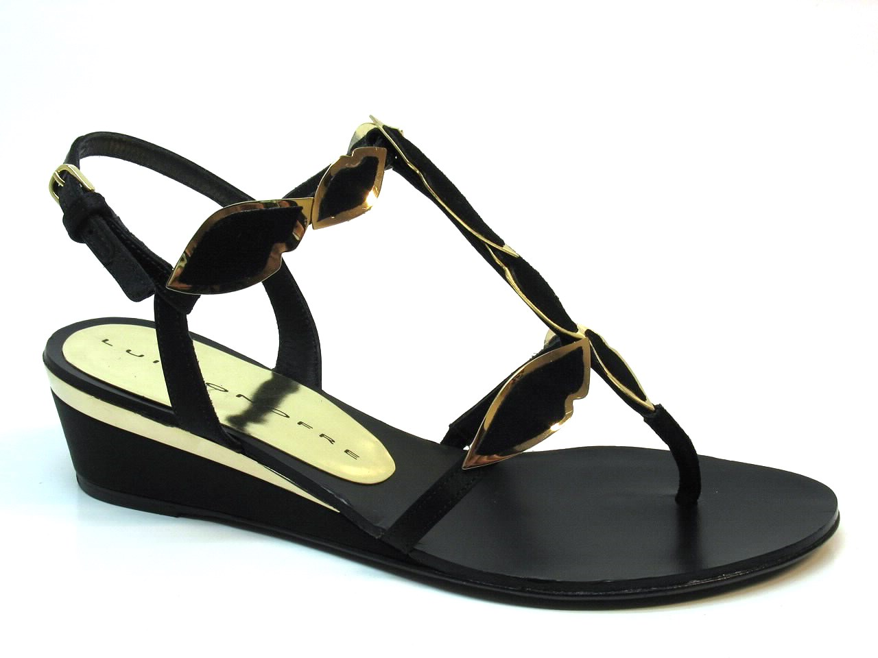 Wedge Sandals Luis Onofre - 293 2478
