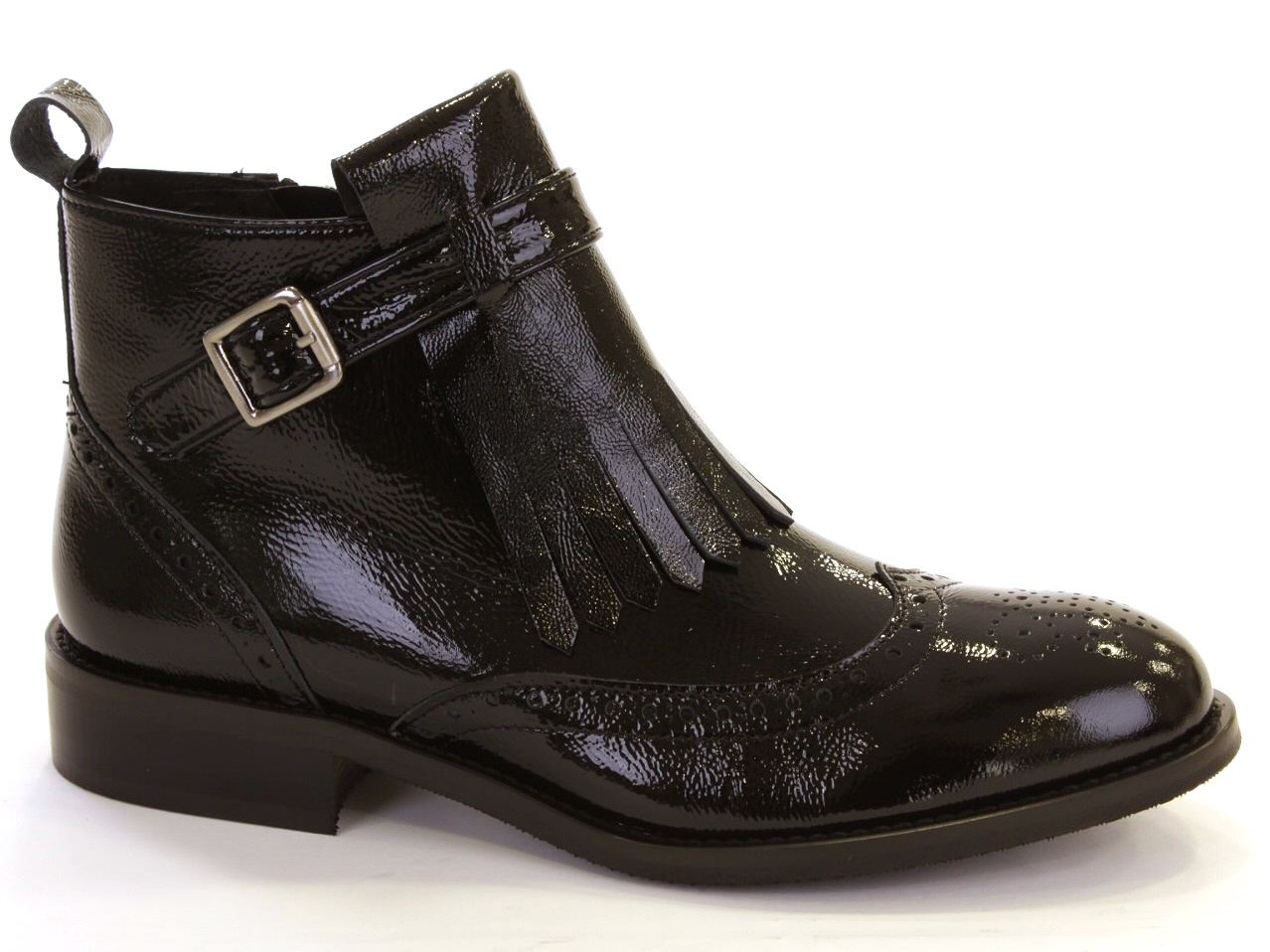 Flat Ankle Boots Sofia Costa - 085 8198
