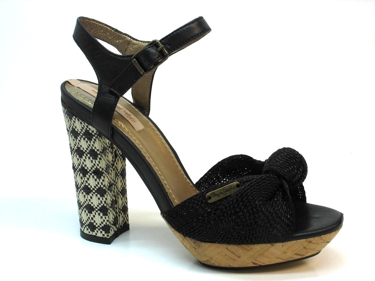 Heel Sandals Pepe Jeans - 608 STJ-272
