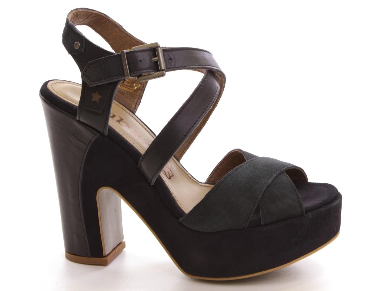 Sandálias de Salto Cubanas - 334 SHOW250